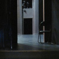 Выход на сцену. Театр им. Вахтангова. :: Маера Урусова