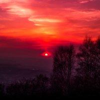 Закат через очки :: Анна Брацукова