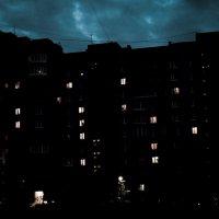 Ночь :: Станислав Гераськин
