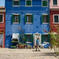 bright colors of Burano :: Sofia Rakitskaia
