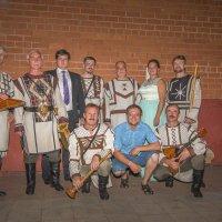 АНСАМБЛЬ МУРОМА,после выступления на день города в городе Сасово рязанской области  28.06.2015г :: Алексей -