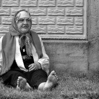 возле Храма. :: Дмитрий Цымбалист