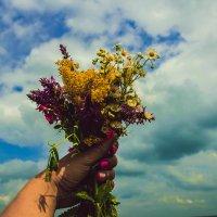 Необыкновенное сочетание природы :: Anastasia Silver