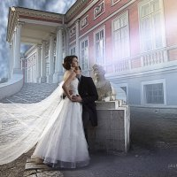 Свадебная съемка :: Тимур Азимов