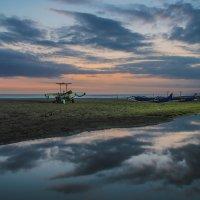 река океан закат :: Александр
