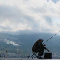 Рыбаки :: Людмила Монахова