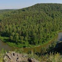 Бердские скалы :: Александр Гурьянов