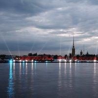 Вид на Петропавловскую крепость :: Виктор Печуркин