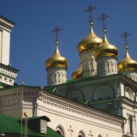 Церковь Рождества Иоанна Предтечи (Нижний Новгород) :: Павел Зюзин