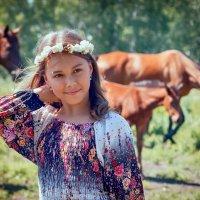 Лошади :: Наталия Панченко