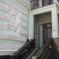 Дом генерала от инфантерии Александра Николаевича фон Лидерса :: Александр Скамо