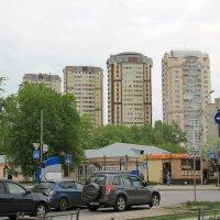 Мушкетёры. Новосибирск. :: Олег Афанасьевич Сергеев
