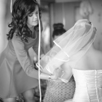 сборы невесты :: Ольга Гребенникова