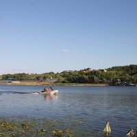 Ока, поход 2015 :: Мария Белякова