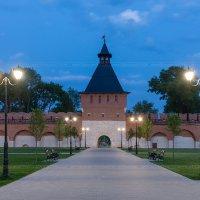 Башня Ивановских ворот :: Артем Мирный