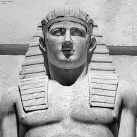 Молодой фараон. :: Edward J.Berelet