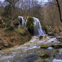 Водопад Серебряные Струи :: Михаил Баевский