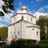 Церковь Георгия на торгу (14 - 18вв) :: Nikolay Monahov