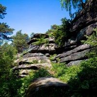 Каменные палатки :: Damien Dutch