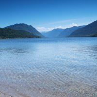 Телецкое озеро :: анна к