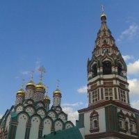 Храм Николая Чудотворца в Хамовниках :: Аlexandr Guru-Zhurzh