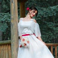В Образе невесты :: Юлия Черкашина