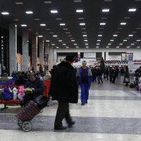 Вокзалы...  вокзалы.... :: Валерия  Полещикова