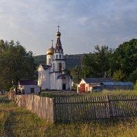 Церквушка :: Николай Алехин
