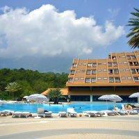 Бывшая гостиница Justiniano Wish Grand Kemer 5*, Турция :: Денис Кораблёв