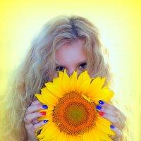 Солнечное настроение! :: Анастасия Степанова