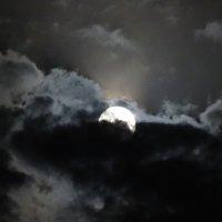 Облачная ночь :: Gudret Aghayev