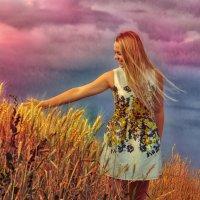 На закате :: Olesya Glaros