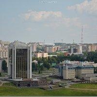 с высоты...центр ... :: Юрий Ефимов
