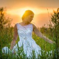 невеста на закате :: Татьяна Малинина