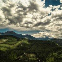 Таврские горы, Антитавр -  это южные прибрежные горы на территории современной Турции. :: Александр Вивчарик