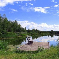 Место для... :: Вячеслав Минаев