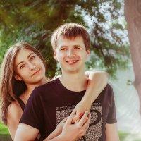 Алексей и Анна :: Илья Страчков