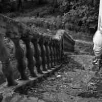 Старая лестница :: Женя Рыжов