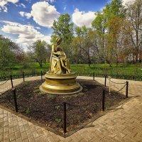 Памятник А.С.Пушкину и М.А.Ганнибал :: mila