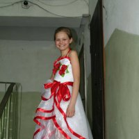Выпускное платье :: Неля