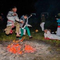 Ночь на Купала. 23-24.06.2015 :: Иван Янковский