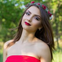 Девушка-лето :: Алексей Варфоломеев