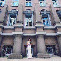 Мария и Максим :: Александр Халаев