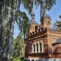 Церковь Никиты Великомученика в Шоше. Год основания 1902. :: Михаил (Skipper A.M.)