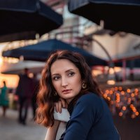 вечером :: Татьяна Исаева-Каштанова