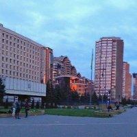 Площадь Леси Украинки :: Ростислав