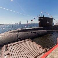 Международный военно-морской салон (Старый оскол) :: Михаил Сергеевич Карузин