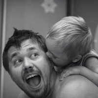 Отец и сын :: Татьяна Левкина (Кулакова)