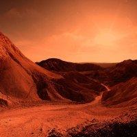 Привет с Марса :: Алексей Соминский