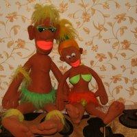Адам и Ева :: Неля